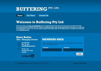 Buffering Pty Ltd