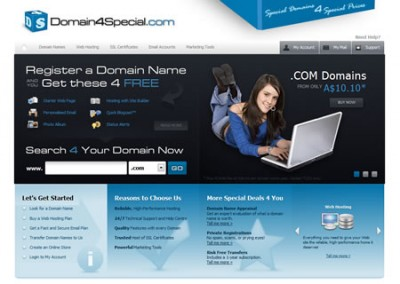 Domain4Special