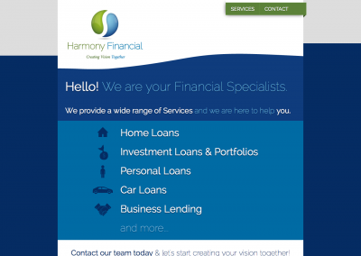 Harmony Financial