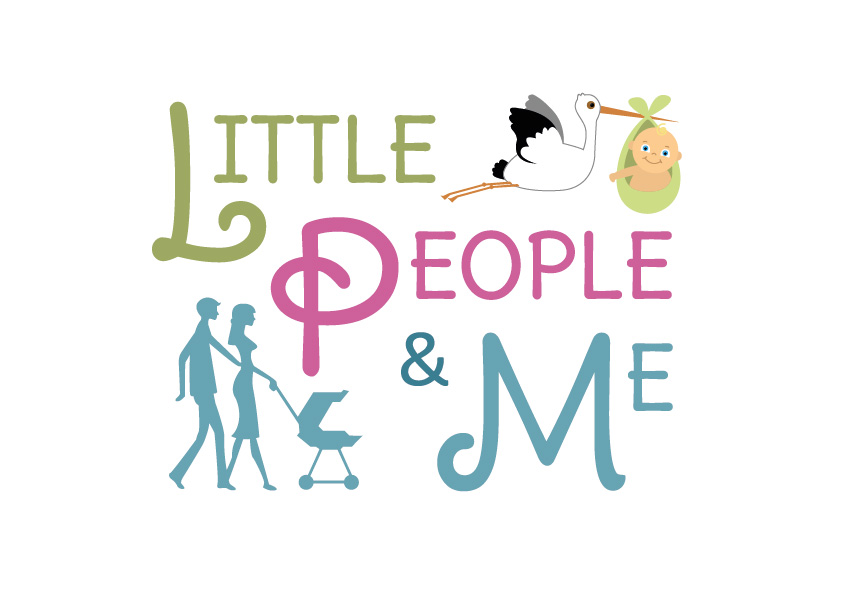 Little People and Me Logo