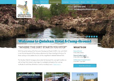 Quinkan Hotel & Camp Ground